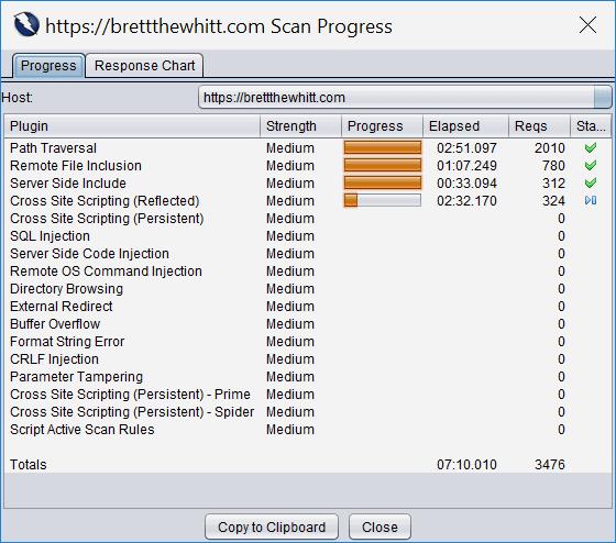 zap-scan-progress